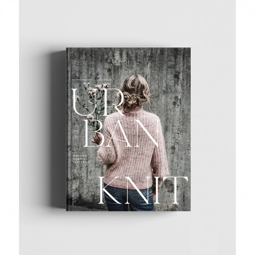 Urban Knit - Modern Nordic Patterns, englanti