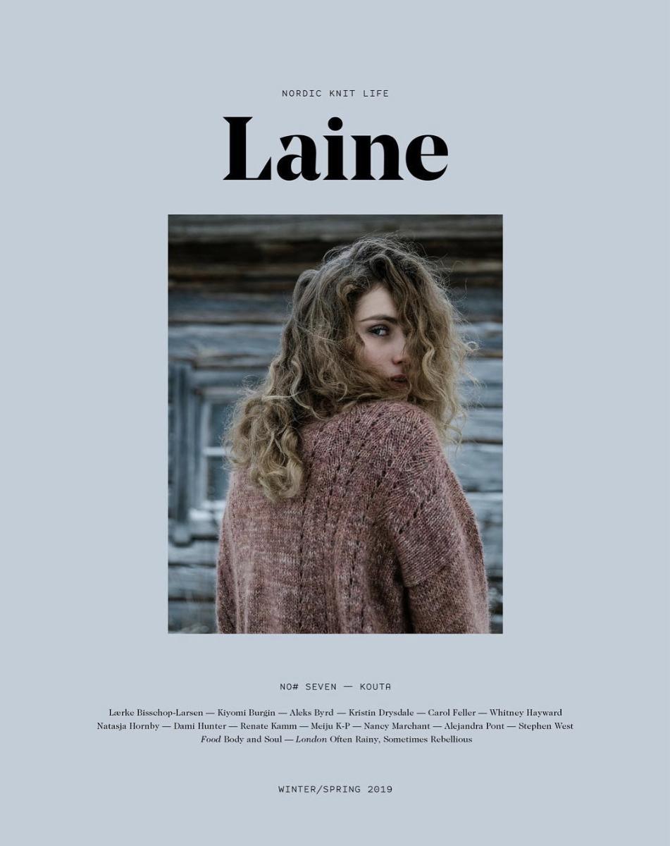 Laine Magazine Issue 7 - Kouta, Ennakkotilaus