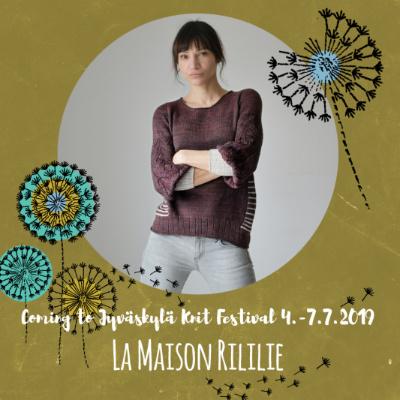 La 6.7.19 klo 14-17 RILILIE: Accessories - Up Close and Personal
