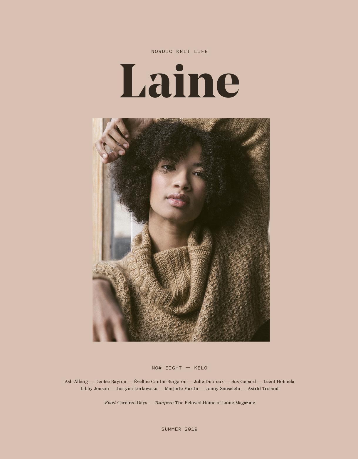 Laine Magazine Issue 8 - Kelo