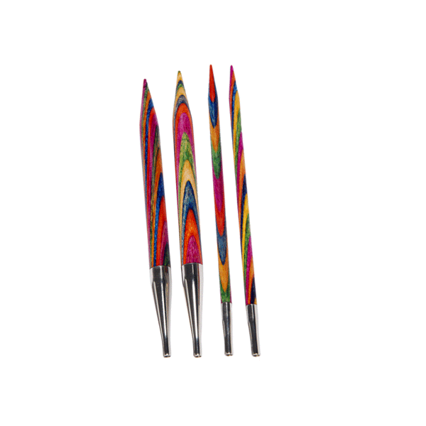 Symfonie Wood Short Interchangeable Tips