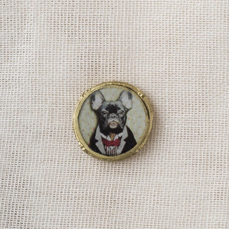 Resin Clutch Pin Dog Gold