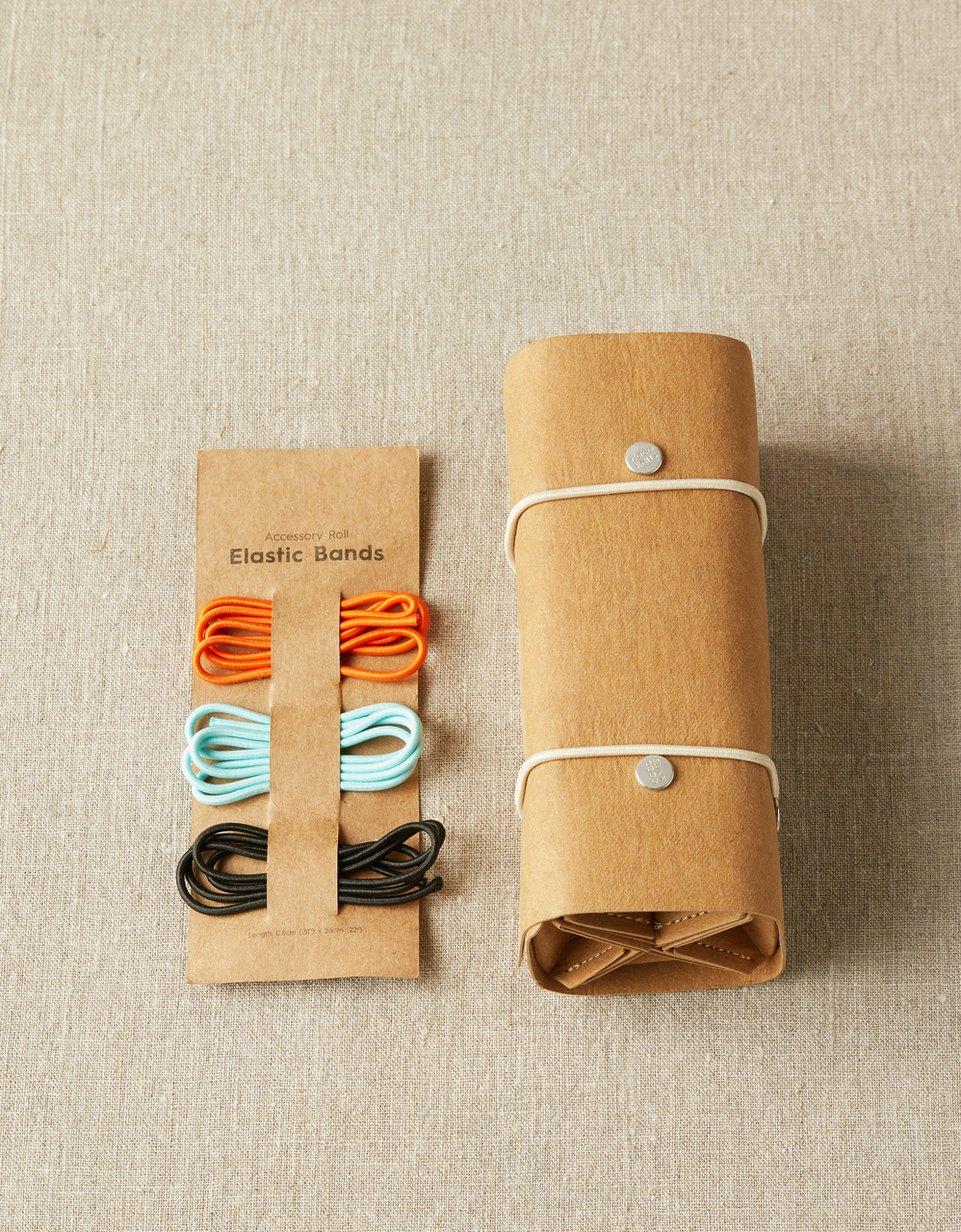 Cocoknits Accessory Roll - tarvikekotelo ruskea