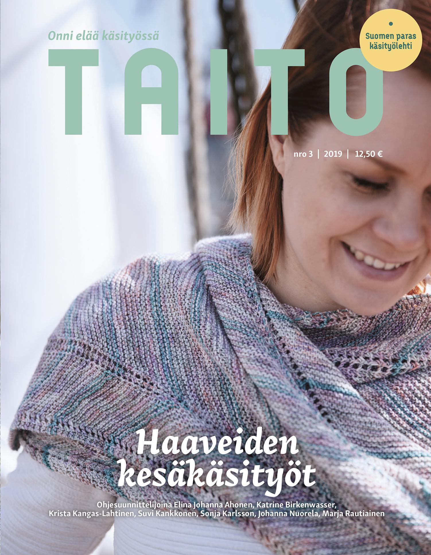 Taito-lehti 03/2019