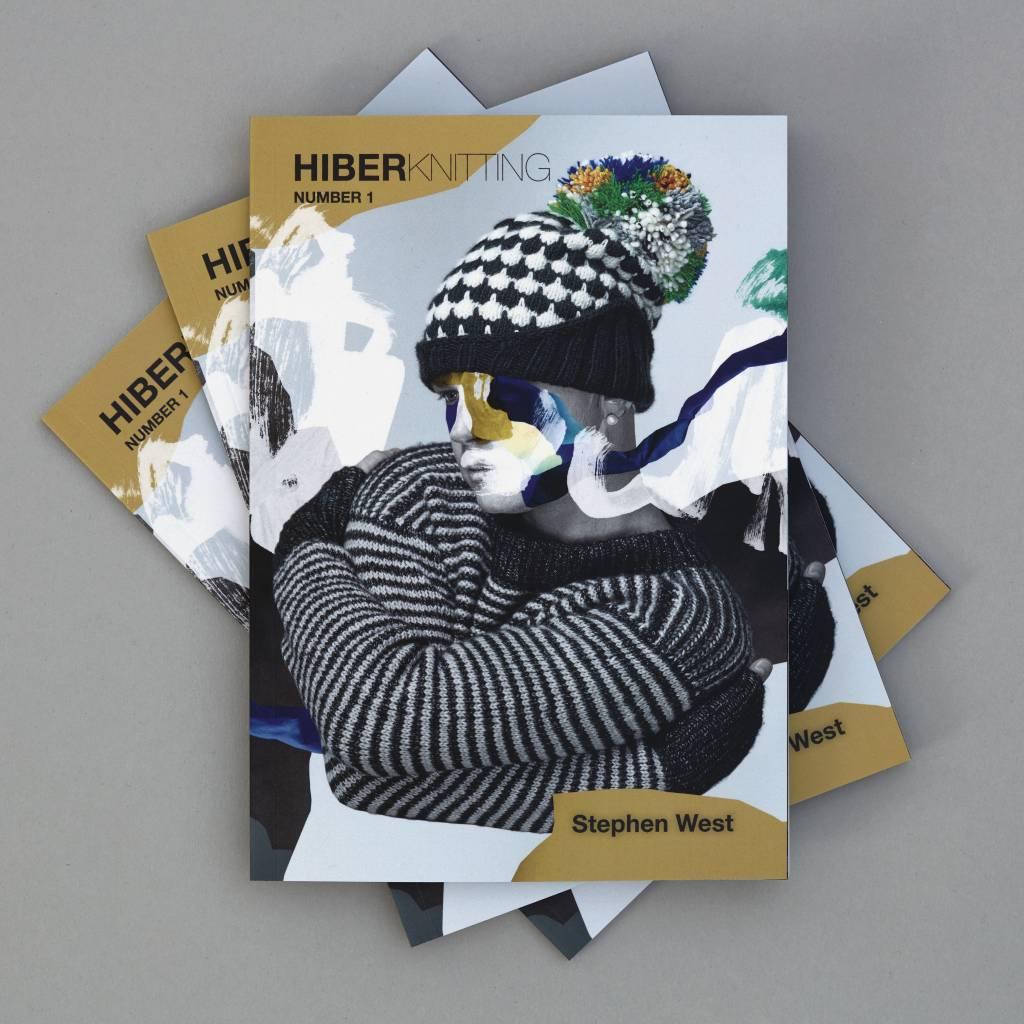 Stephen West - Hiberknitting