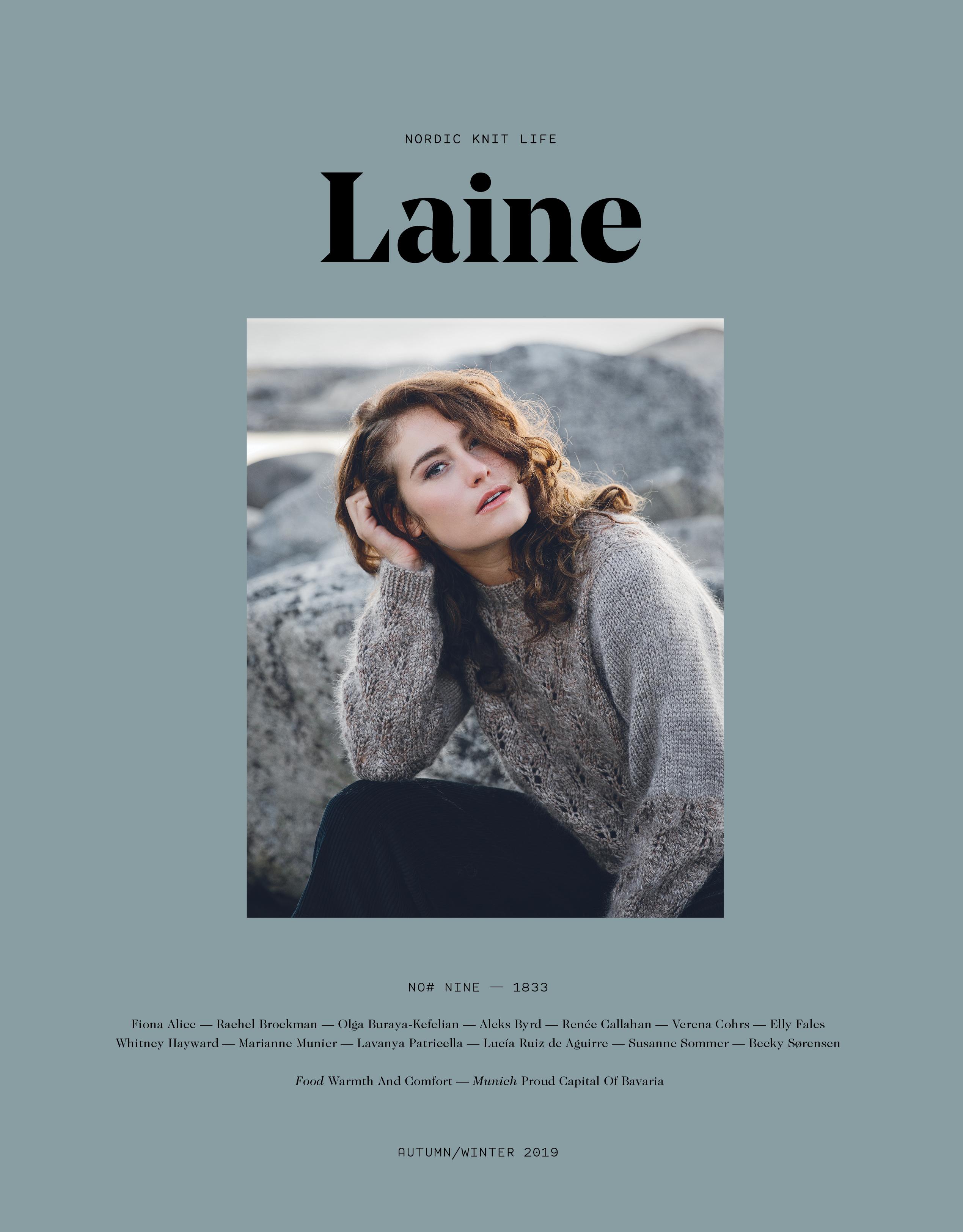Laine Magazine Issue 9 - 1833