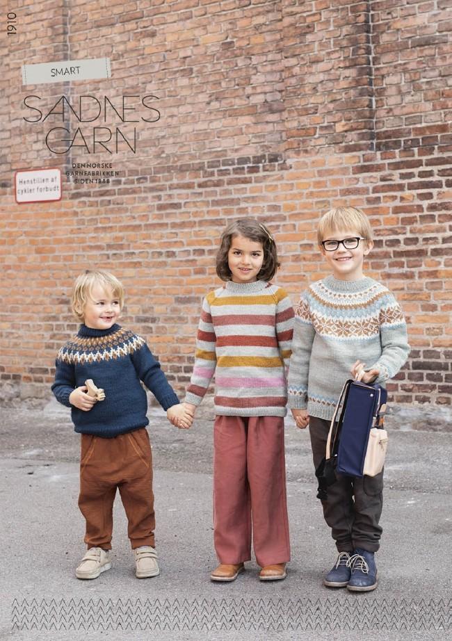 1910 Smart Kids  -ohjevihko EN/De