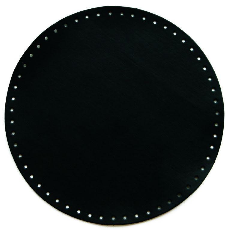 Laukunpohja Ø 28 cm, keinonahkaa