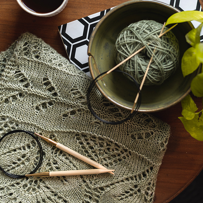 KnitPro Bamboo Pyöröpuikot
