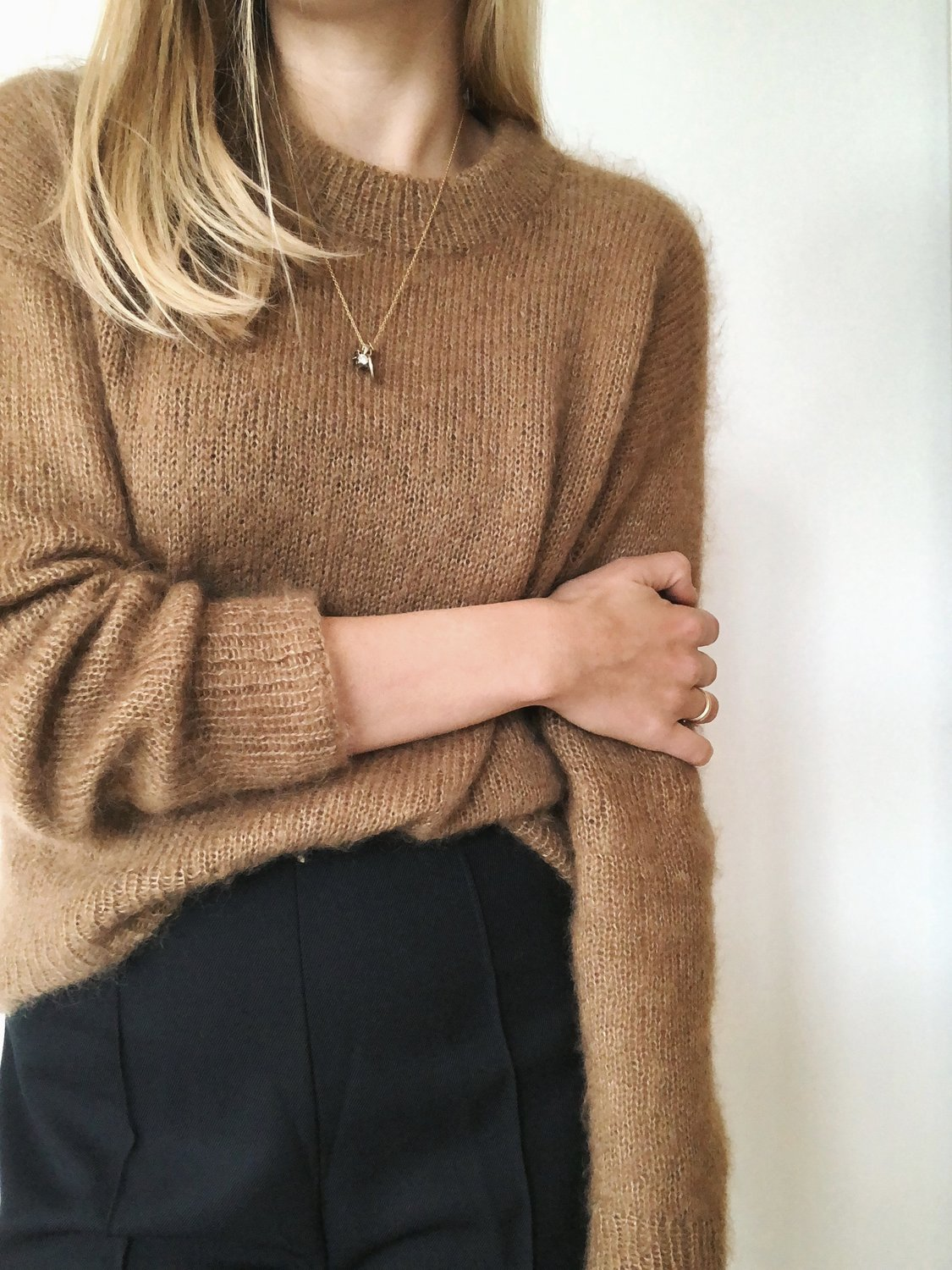 Stockholm SWEATER by PetiteKnit -neuleohje EN