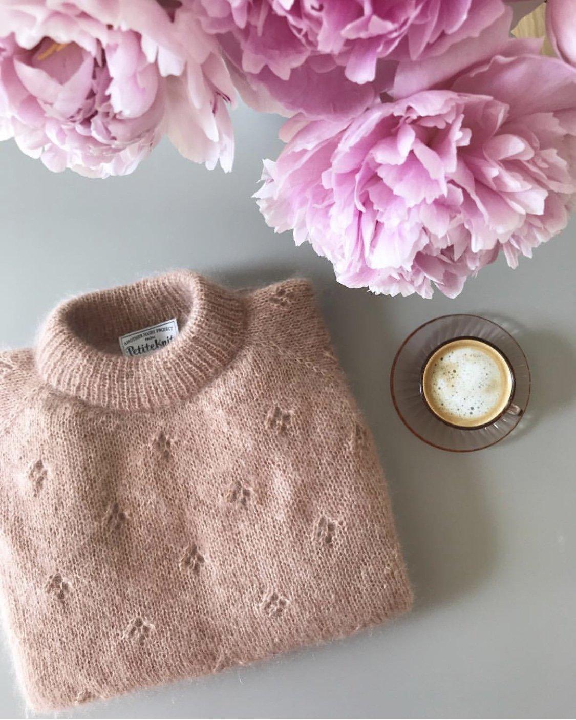 Fortune Sweater by PetiteKnit -neuleohje EN