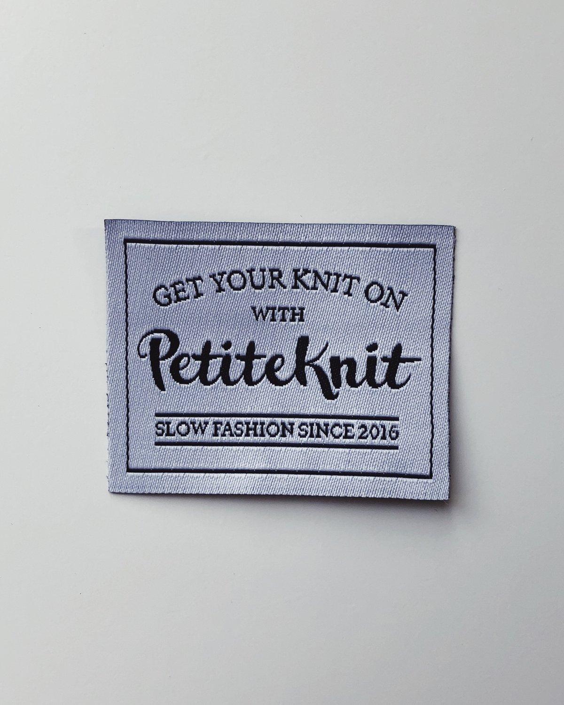 """""""Get Your Knit On"""" by PetiteKnit -kangasmerkki"""