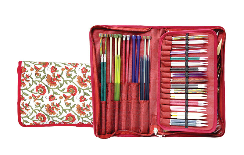 Knit Pro Aspire Assorted Needle Case