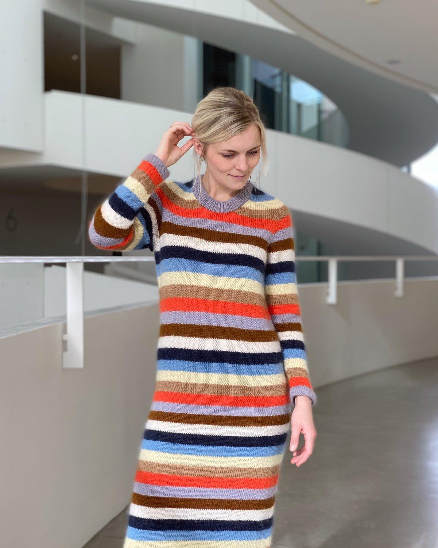 Aros Sweater by PetiteKnit pattern English