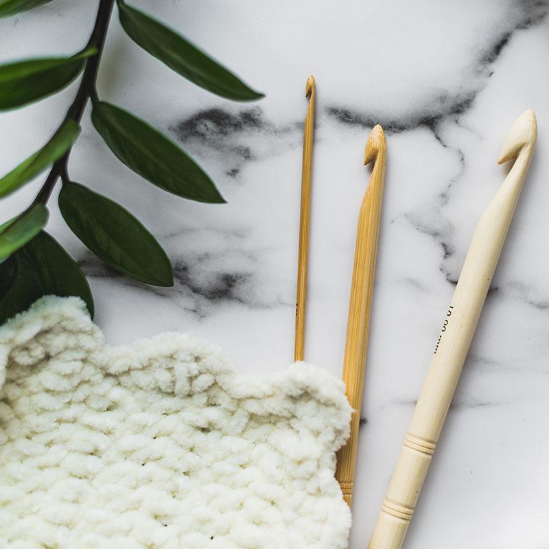 Knit Pro Bamboo Virkkuukoukku