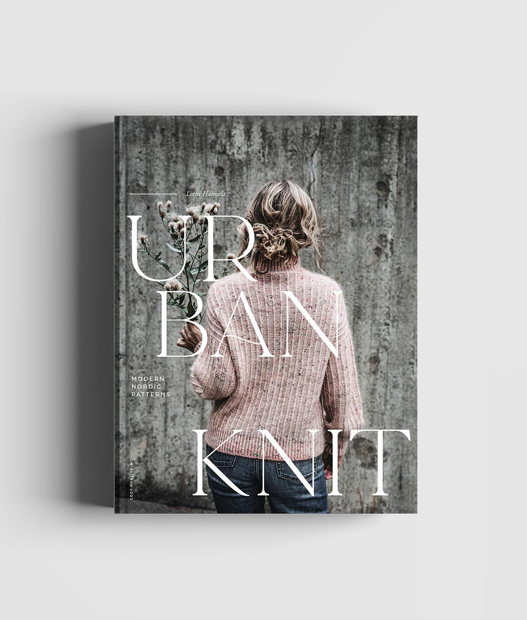 Urban Knit - Modern Nordic Patterns, englanti