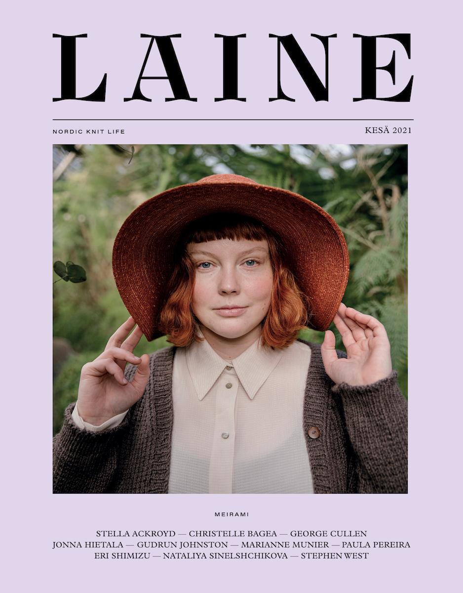 Laine Magazine Issue 11 - Meirami Suomi