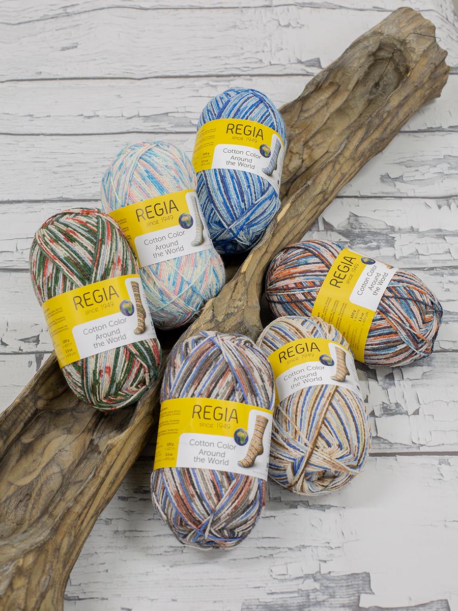 Regia Cotton Around The World