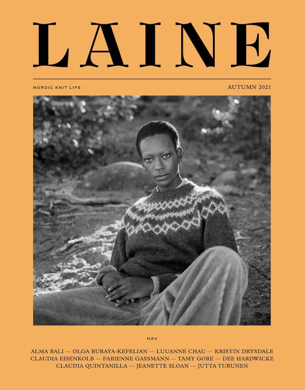 Laine Magazine Issue 12 Hav englanti