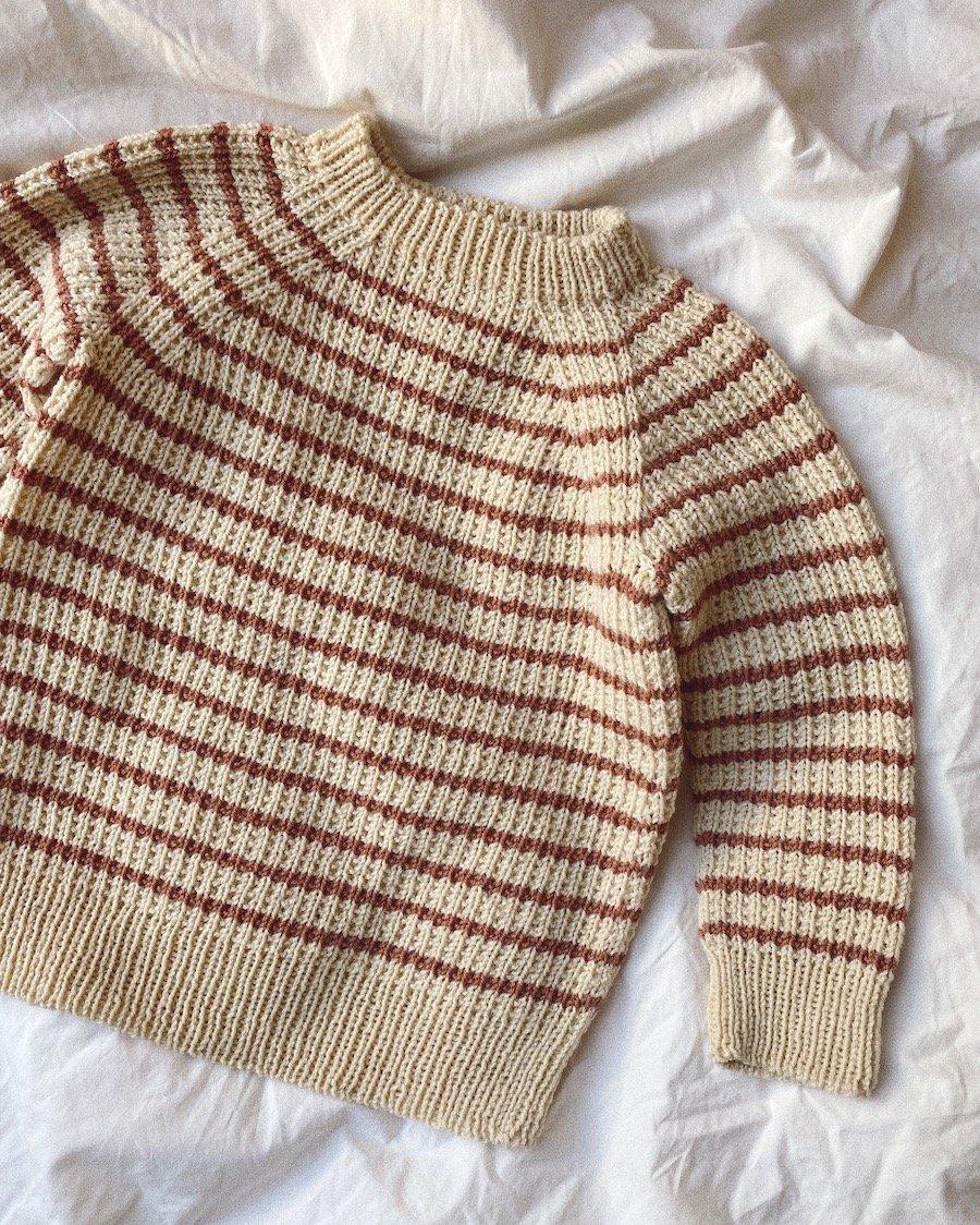 Friday Sweater MINI by PetiteKnit -neuleohje EN