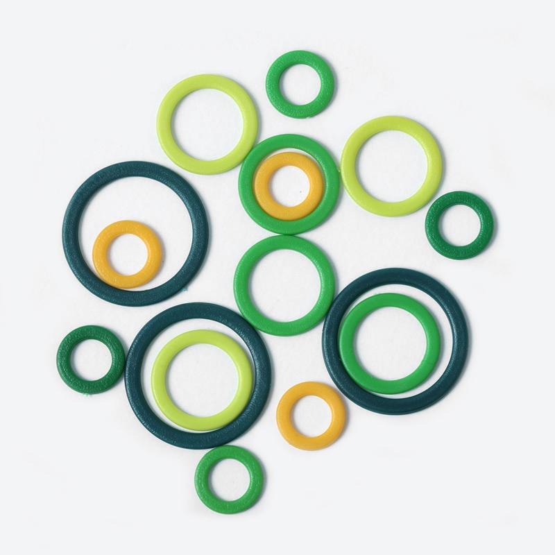 KnitPro Mio Stitch Ring - Silmukkamerkkirenkaat