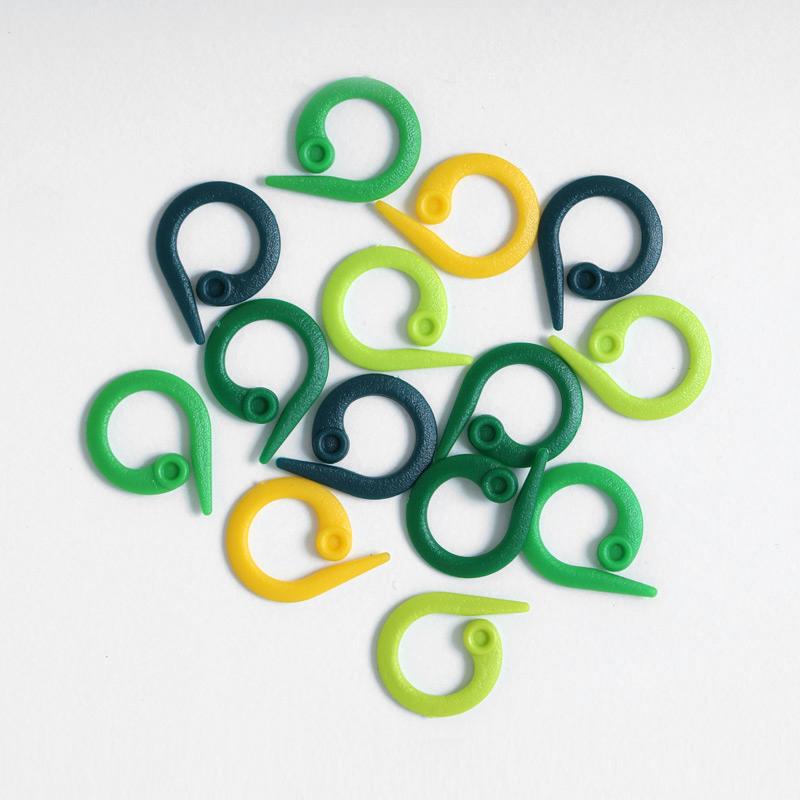 KnitPro Mio Split Ring - Avonaiset silmukkamerkit