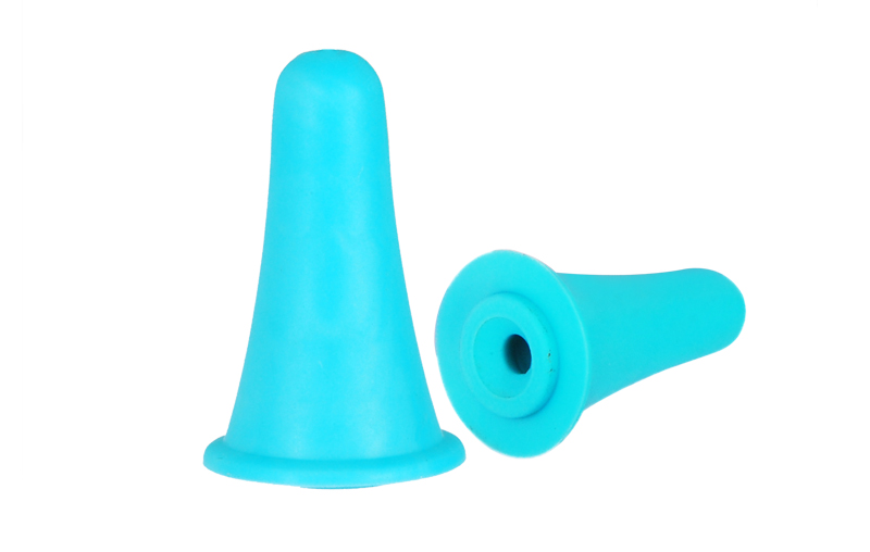 Knit Pro Puikkostopparit sininen 2 kpl pientä