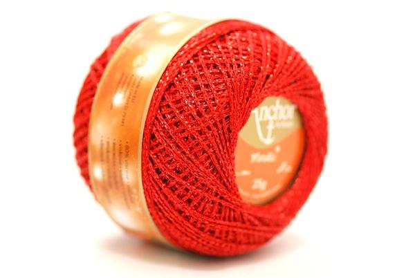 Metallic 318 red