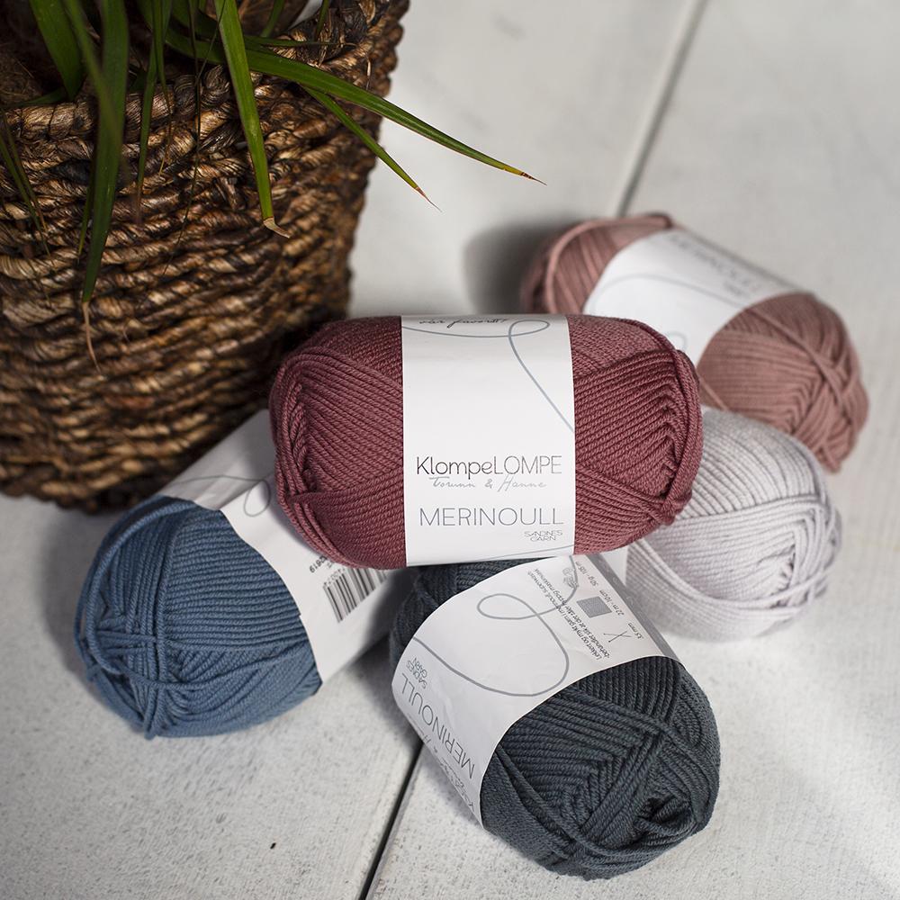 329092b6 KlompeLOMPE Merinoull - TitiTyy Online Yarn Shop - Lankakauppa TitiTyy