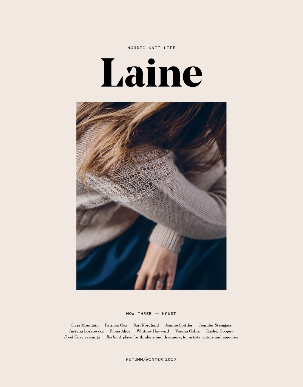 Laine Magazine Issue 3 - Naust