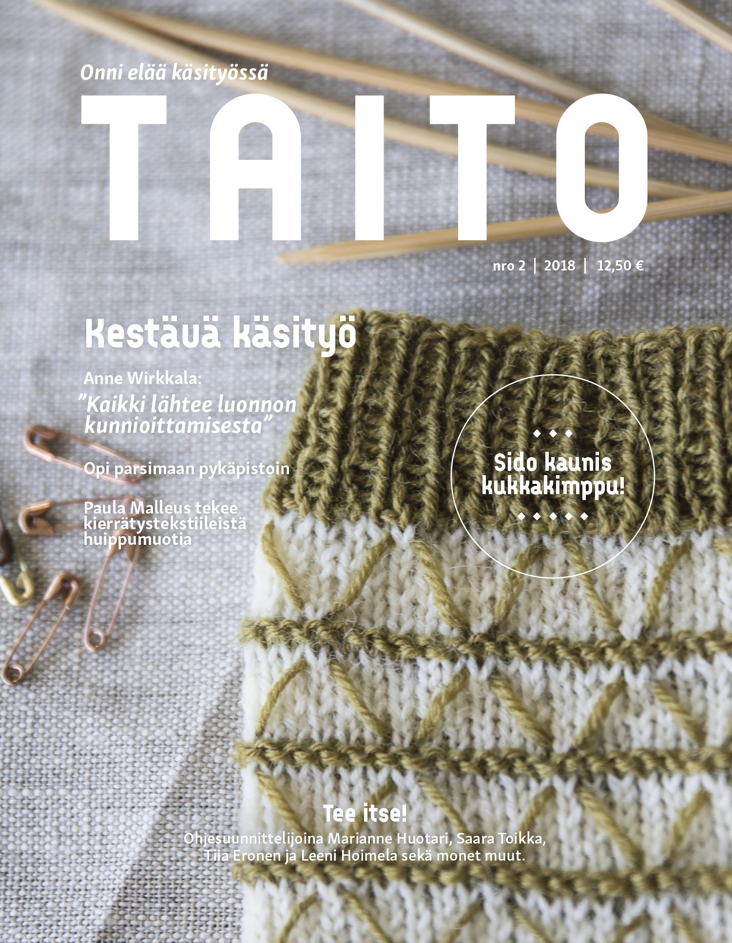 Taito-lehti 02/2018