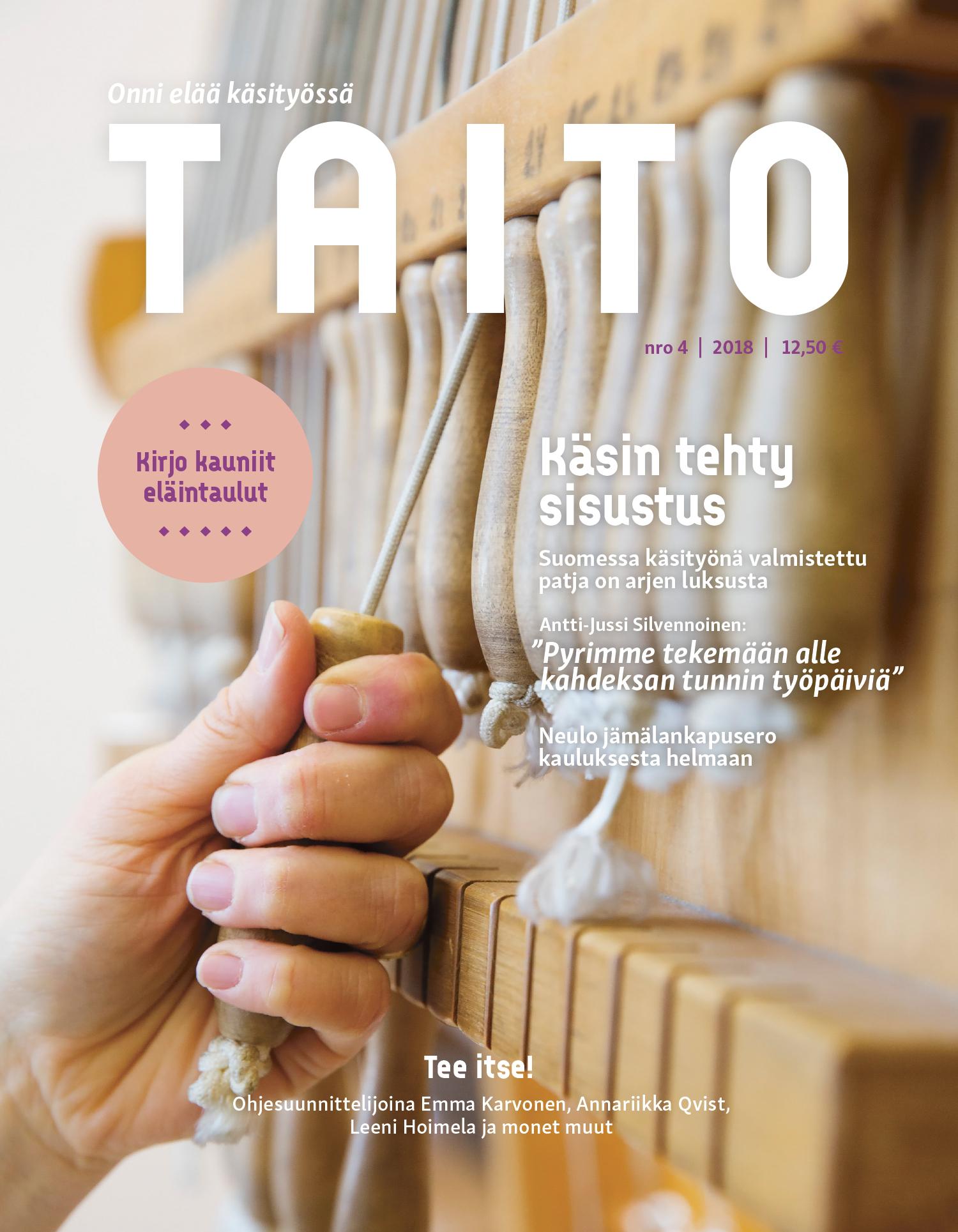 Taito-lehti 04/2018