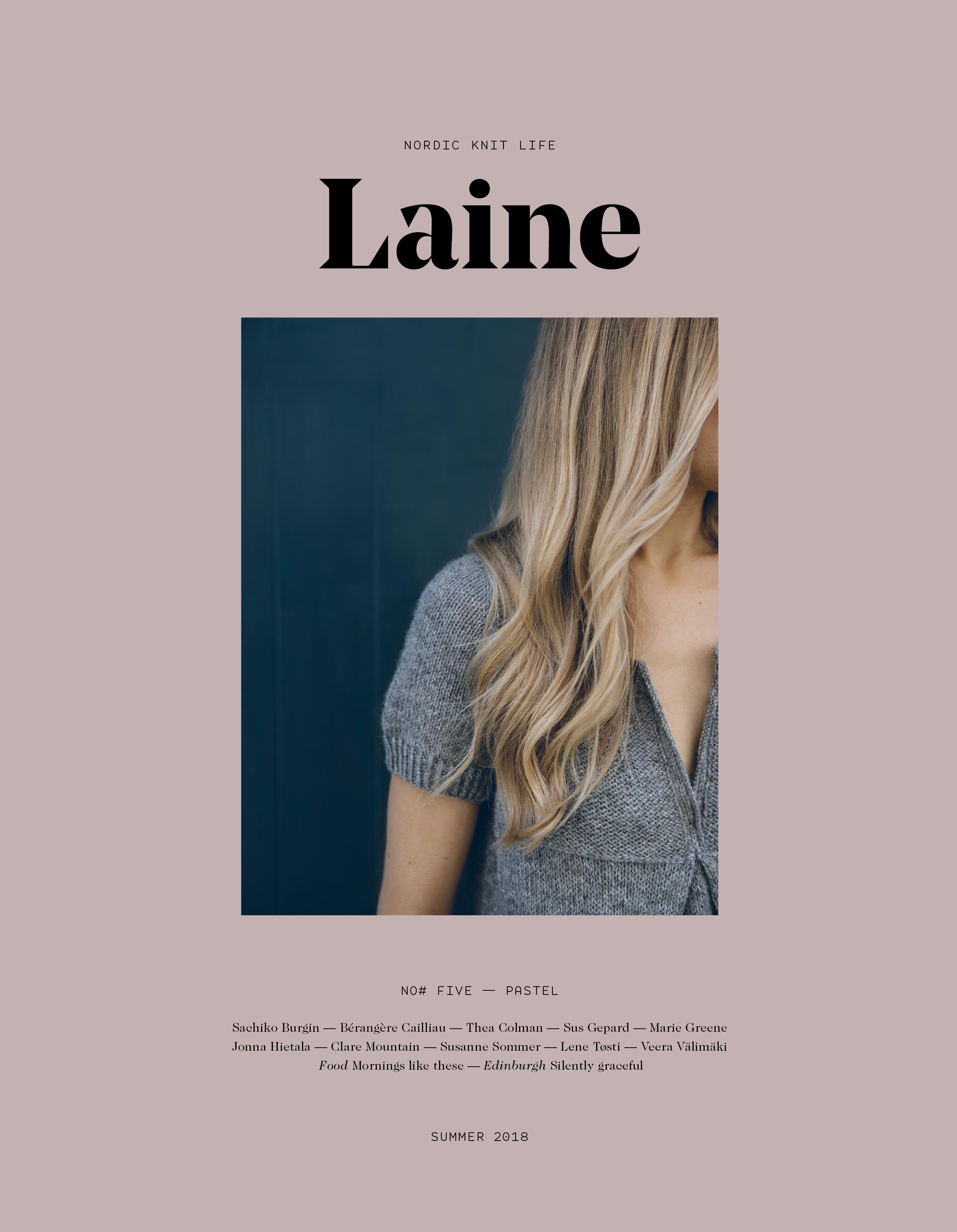 Laine Magazine Issue 5 - Pastel