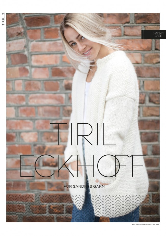 TIRIL_2 Tiriljacken -neuleohje NO
