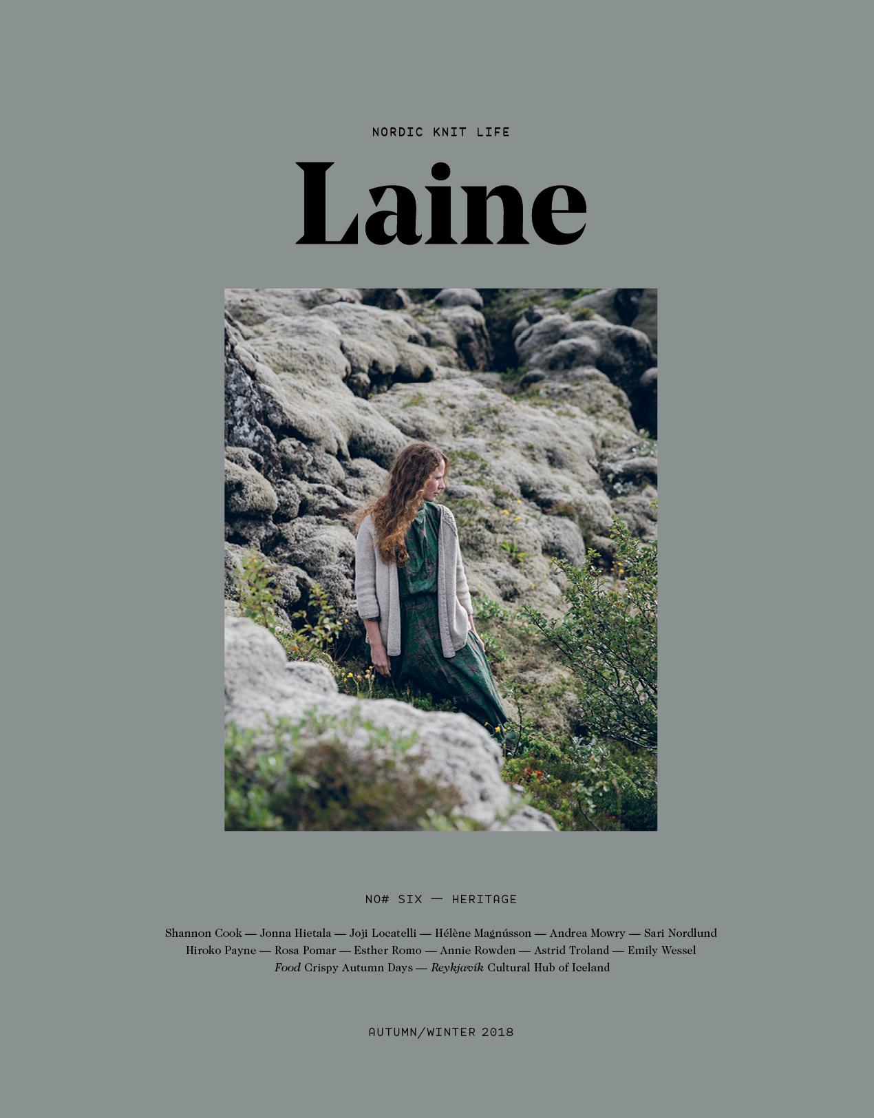 Laine Magazine Issue 6 - Heritage