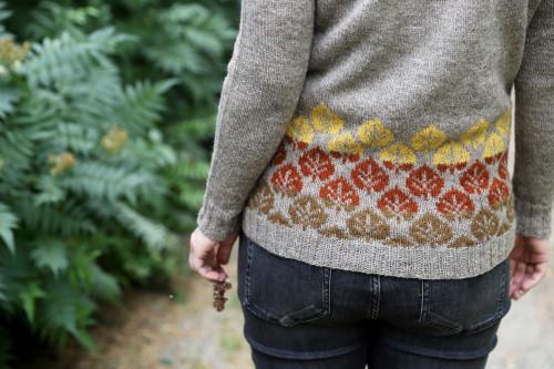 Syys - New pattern from Anna Johanna