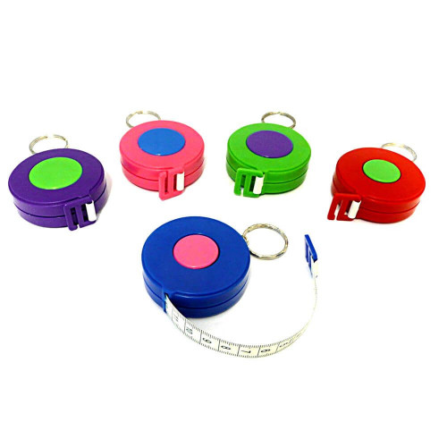 Tape Measure Colorful