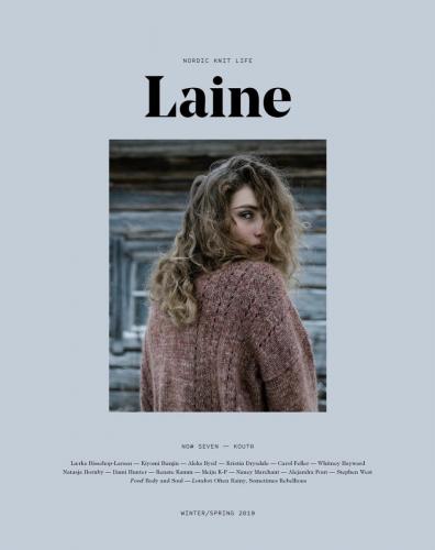 Laine Magazine Issue 7 - Kouta