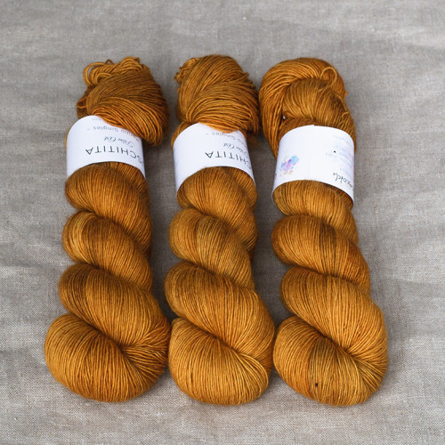 Uschitita Merino Singles butterscotch