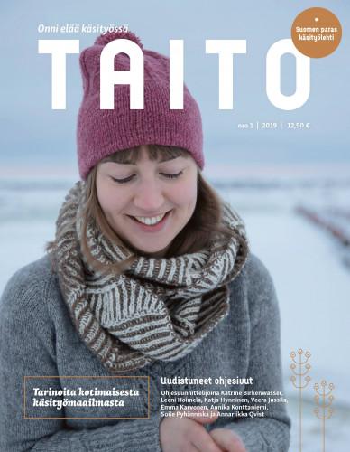 Taito-lehti 01/2019