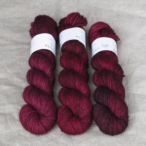 Uschitita Merino Singles ruby tuesday