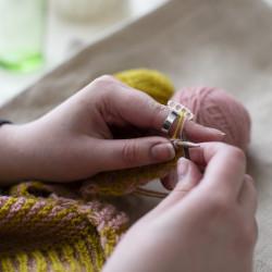 Lankapiika Knitting Thimble size L