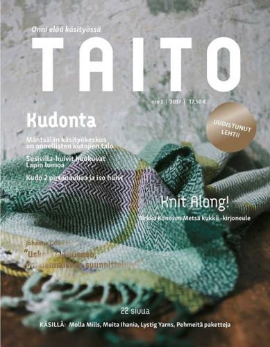 Taito-lehti 01/2017