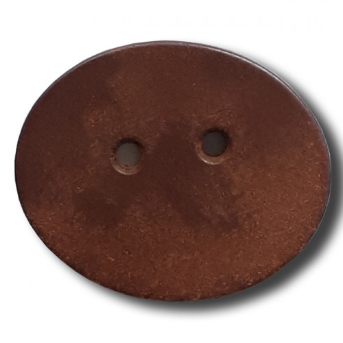 button 2 holes 23mm brown - Art.-Nr.: 311023