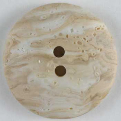 Muovinappi  23 mm beige - Art.-Nr.: 340345