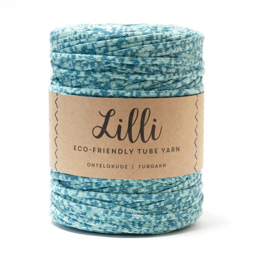Eco-Friendly Tube Yarn Lilli Mix
