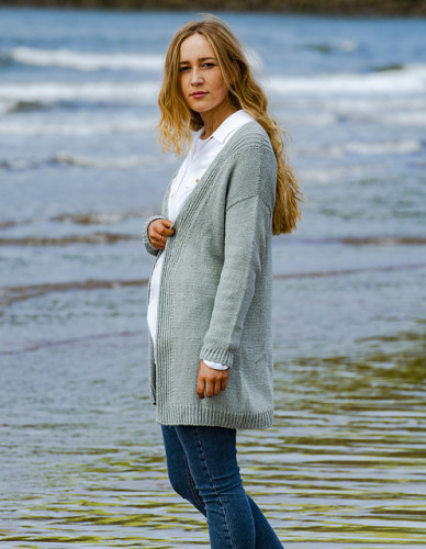 Heritage Coast Knitting Pattern PDF EN