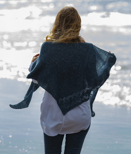 Irish Sea Knitting Pattern PDF EN