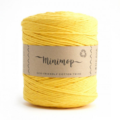Minimop yarn 57 yellow