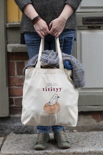 Titityy Shopper Bag